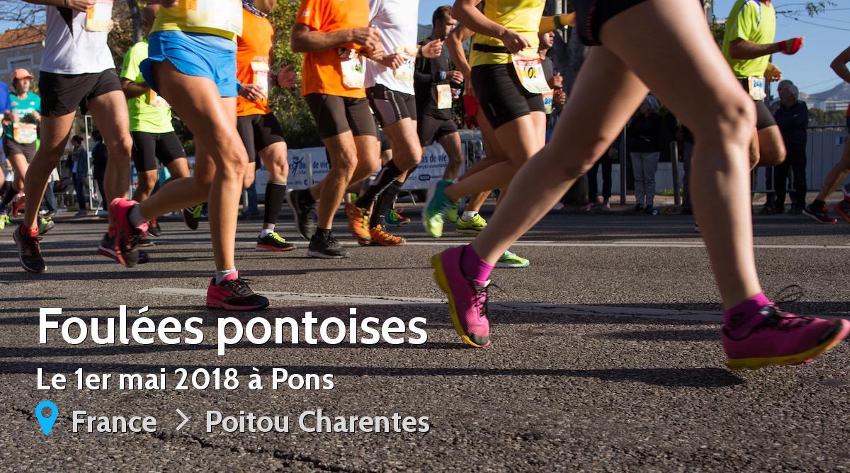 """Résultat de recherche d'images pour """"Foulées pontoises 2018"""""""