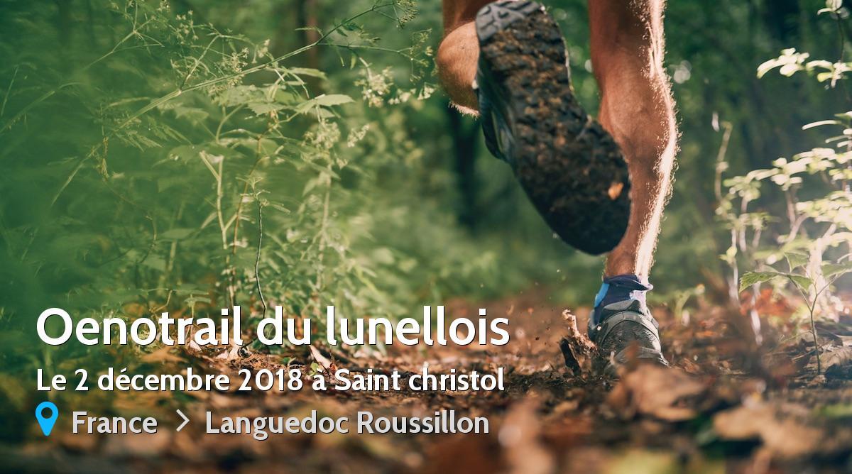 """Résultat de recherche d'images pour """"oenotrail du lunellois 2018"""""""
