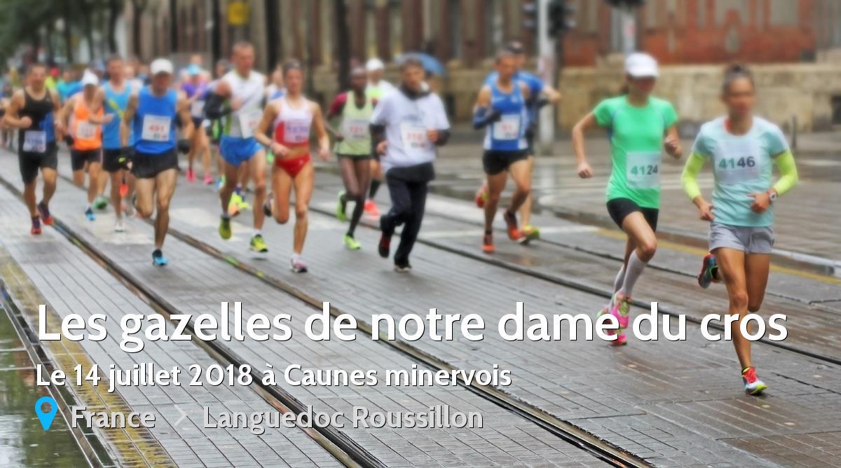 course a pied herault juillet 2018