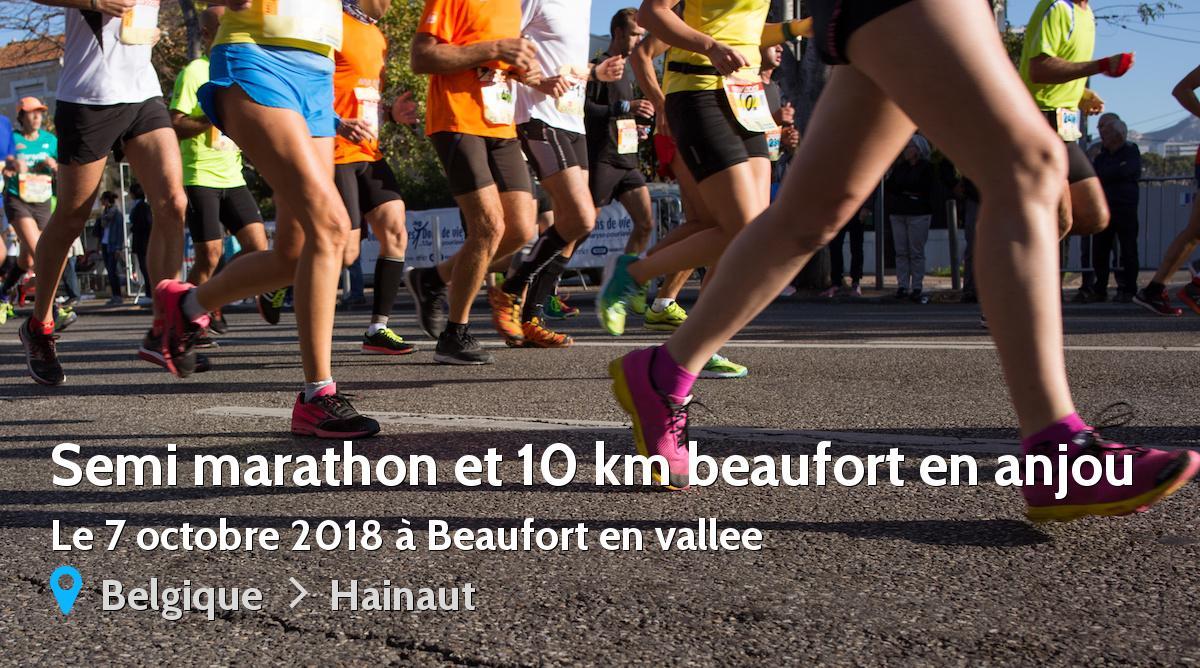 course a pied 11 aout 2018
