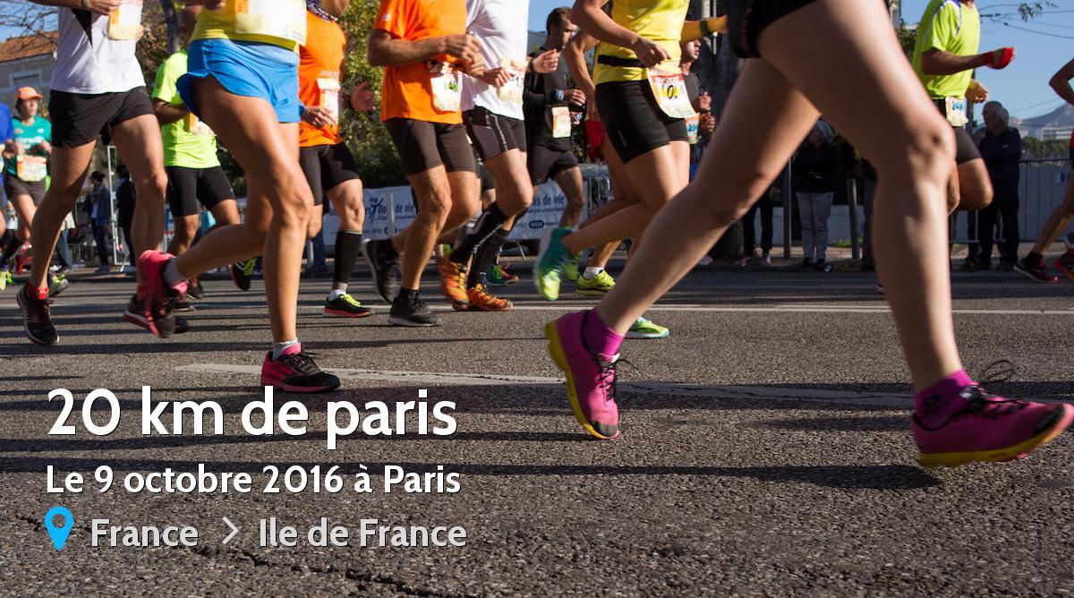 20 km de paris 2016 r sultats 20 km route tc. Black Bedroom Furniture Sets. Home Design Ideas