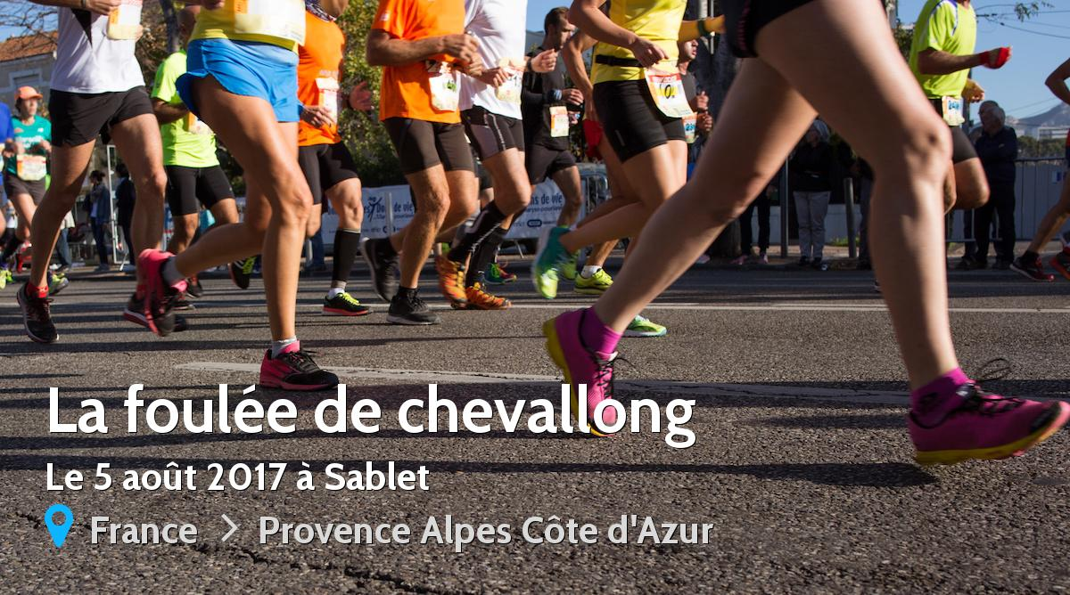 course a pied sablet 2018