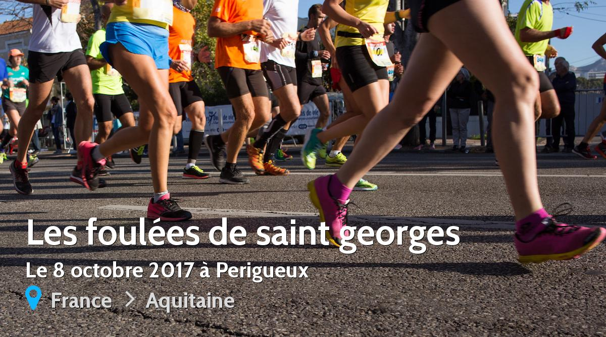 Les foul es de saint georges 2017 r sultats disponibles - Les saintes glaces 2017 ...