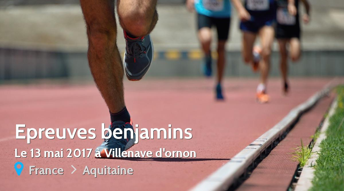 """Résultat de recherche d'images pour """"Epreuves benjamins Villenave d'Ornon 14 mai 2017"""""""